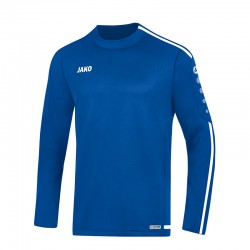 Sweat Striker 2.0 royal/weiß