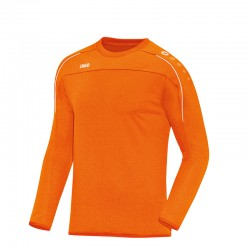 Sweat Classico neonorange