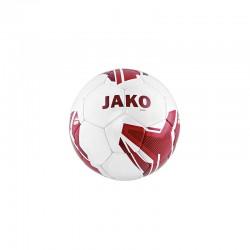 Lightball Glaze weiß/rot-350g