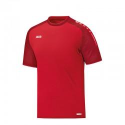 T-Shirt Champ rot/weinrot