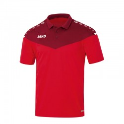 Polo Champ 2.0 rot/weinrot