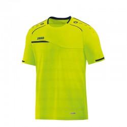 T-Shirt Prestige  lemon/marine