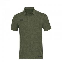 Polo Premium Basics khaki...
