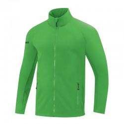 Softshelljacke Team soft green