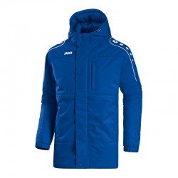 Coachjacke Active  royal/weiß