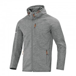 Softshelljacke Light  grau...