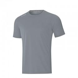 T-Shirt Run 2.0 steingrau