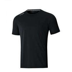 T-Shirt Run 2.0 schwarz