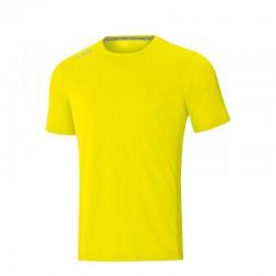 T-Shirt Run 2.0 neongelb