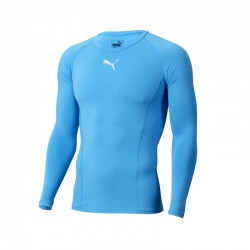 LIGA Baselayer Tee LS AQUARIUS
