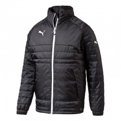 Stadium Jacket black-white