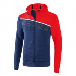 5-C Trainingsjacke mit...