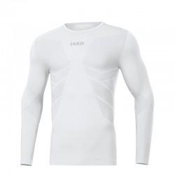 Longsleeve Comfort 2.0  weiß