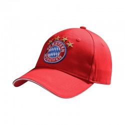 Baseballcap Logo rot FCB