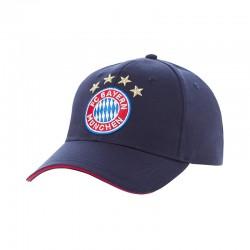 Baseballcap Logo navy FCB