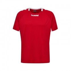 CORE TEAM JERSEY S/S TRUE RED