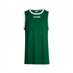 CORE BASKET JERSEY EVERGREEN