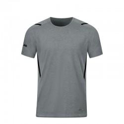 T-Shirt Challenge steingrau...