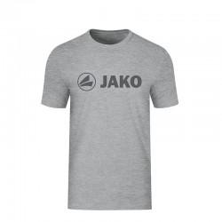 T-Shirt Promo hellgrau meliert