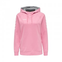 HMLGO COTTON HOODIE COTTON...
