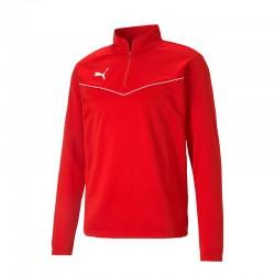 teamRISE 1/4 Zip Top Puma...
