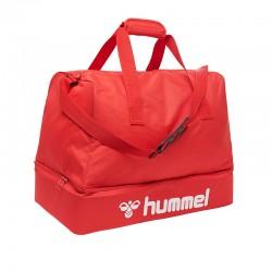 CORE FOOTBALL BAG TRUE RED