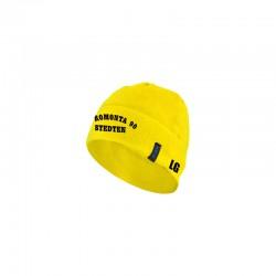 Fleecemütze citro