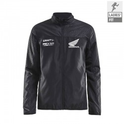 Rush Wind Jacket Black