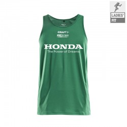 Rush Singlet Team Green