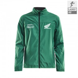 Rush Wind Jacket Team Green