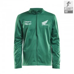 Squad Jacket Team Green